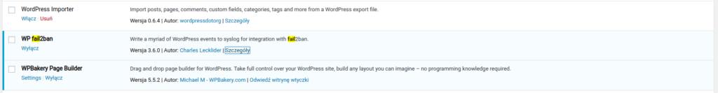 fail2ban install plugin wordpress
